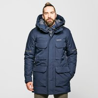Didriksons Men's Drew Parka, Navy/NVY