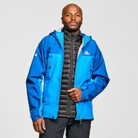 Mountain Equipment Mens Rupal Waterproof Jacket - Blue/Blu, Blue/BLU