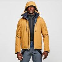 Salomon Mens Edge Ski Jacket - Yellow, Yellow