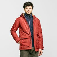 Regatta Mens Sterlings Ii Insulated Jacket - Red, Red