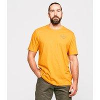 Montane Men's Crag Calls T-Shirt, Orange/YEL