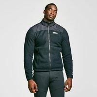 Montane Men's Chonos Full-Zip Fleece, Black/BLK