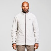 Weird Fish Men's Errill Fleece, Cream/CRM
