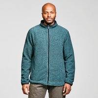 Weird Fish Men's Errill Fleece, Green/DGN