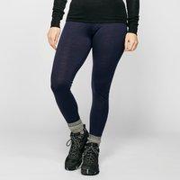 Icebreaker Womens 200 Oasis Deluxe Leggings - Navy/Navy, NAVY/NAVY
