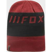 Fox Fox Men's Down Shift Beanie, Red/Black
