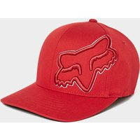 Fox Episcope Flexfit Hat, Red/RED