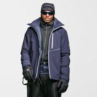 Salomon Mens Blast Ski Jacket  Blue/navy