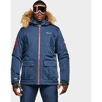 Ellesse Men's O'Reilly Ski Jacket, Blue/Dark Blue