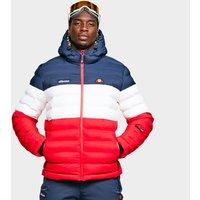 Ellesse Mens Drummond Ski Jacket, Red/Blue
