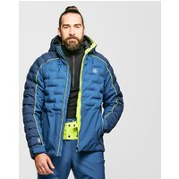 Dare 2B Men's Expounder Waterproof Insulated Ski Jacket, Blue