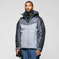 Dare 2B Men's Observe Ski Jacket, Grey/GRY
