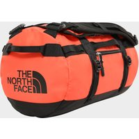 The North Face Basecamp Duffel Bag (Extra Small), Orange/ORG