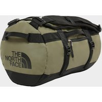 The North Face Base Camp Duffel Bag (Extra Small), Khaki/OLV