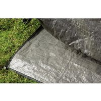 Outwell Broadlands 6A Tent Footprint, Grey/FP