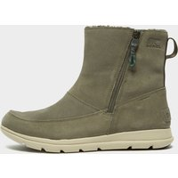 Sorel Women's Explorer Zipped Boot, Green/MGY