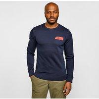 DUCO Unisex Training Sweater, Navy/Navy