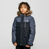 Dare 2B Kids Furtive Ski Jacket, Black/Black