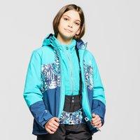 Dare 2B Kids' Cavalier Ski Jacket, Blue/BLU