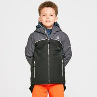 Dare 2B Boys' Impose Ski Jacket, Black/BLK