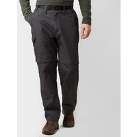 Craghoppers Mens Kiwi Convertible Trousers - Grey/Grey, Grey/Grey