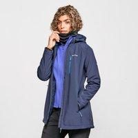 Craghoppers Womens Ara Softshell Jacket - Navy, Navy