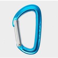 Camp Orbit Straight Gate Carabiner, BLUE/BLUE