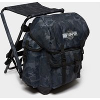 Svendsen Ron Thompson Camo Backpack Chair - Navy/Chair, Navy/CHAIR