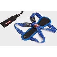 Ezy-Dog Chest Plate Harness (Large) - Blue/Mbl, Blue/MBL