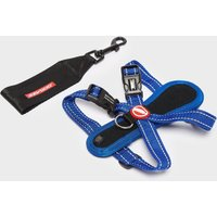 Ezy-Dog Chest Plate Harness Small - Blue, Blue