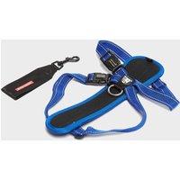 Ezy-Dog Chest Plate Harness Xl - Blue, Blue