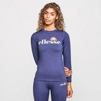 Ellesse Women's Torvill Long-Sleeved Baselayer Top, Purple