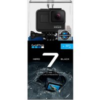 Gopro Hero7 Black SD Bundle, Black