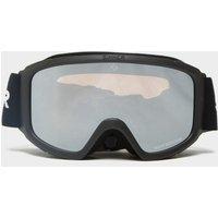 Sinner Duck Mountain Kids' Goggles, Black/Orange