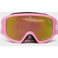 Sinner Duck Mountain Kids' Goggles, Pink/PNK/RED