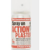 DR WELLS-ACTION Spray On Action Plaster, Multi Coloured