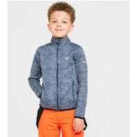 Dare 2B Kids Inexor Full Zip Fleece - Blue, Blue