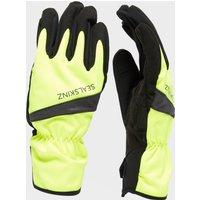 Sealskinz All Weather Cycle Gloves - Yellow/Flu, Yellow/FLU