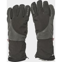 Sealskinz Waterproof Extreme Cold-Weather Padded Gloves, Grey/GLV