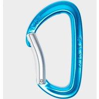 Camp Orbit Bent Gate Carabiner, BLUE/BLUE