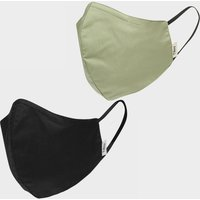 Tilley Face Masks (2 Pack), KHK/KHK