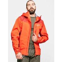 Montane Mens Alpine Resolve Gore-Tex Pro Jacket - Orange, Orange