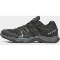 Salomon Men's Warra GORE-TEX Hiking Shoe, Black/BLK
