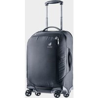 Deuter Aviant Access Movo 36 Wheeled Luggage, Black/Black