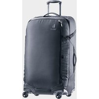 Deuter Aviant Access Movo 80 Wheeled Luggage, Black/Black