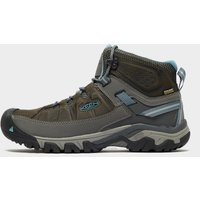 KEEN EUROPE Women's Targhee III Waterproof Hiking Boot, Grey/GRY