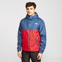 The North Face Mens Cyclone Jacket - Blue/Red, BLUE/RED
