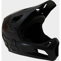 Fox Rampage Helmet - Blk/Blk, BLK/BLK