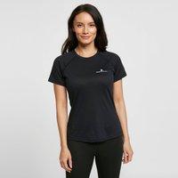 Ronhill Womens Core Short Sleeve T-Shirt - Black, Black