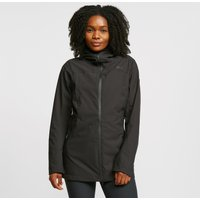 Regatta Womens Pulton Waterproof Jacket - Black/Black, BLACK